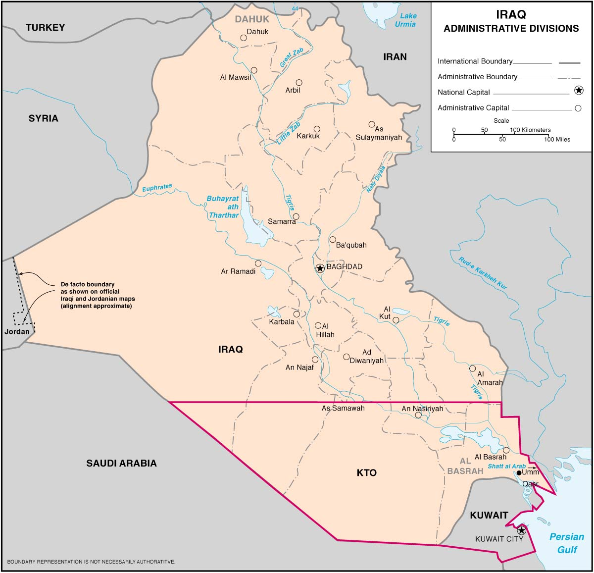 Map Of Iraq And Kuwait Afp Cv