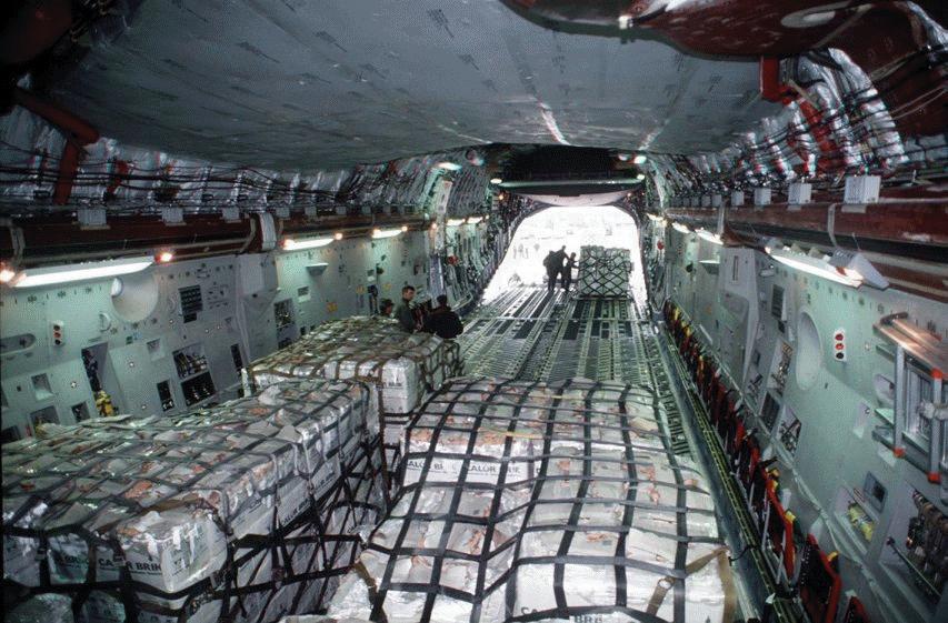 Air India A319 Interior