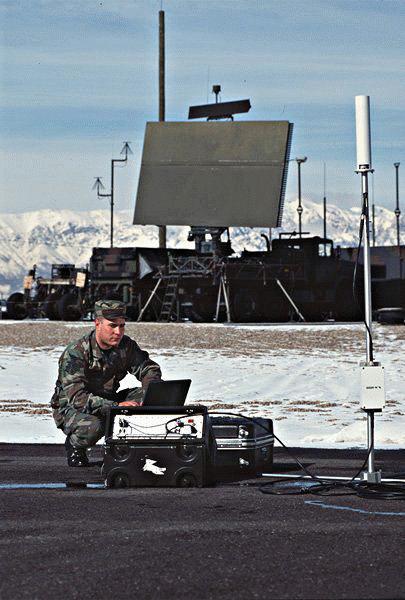 An Tps 75 Radar System