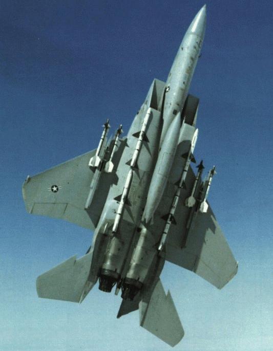 F15 Eagle  Military Aircraft