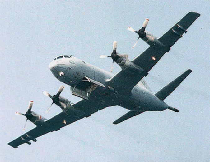 P3 Orion  Military Aircraft