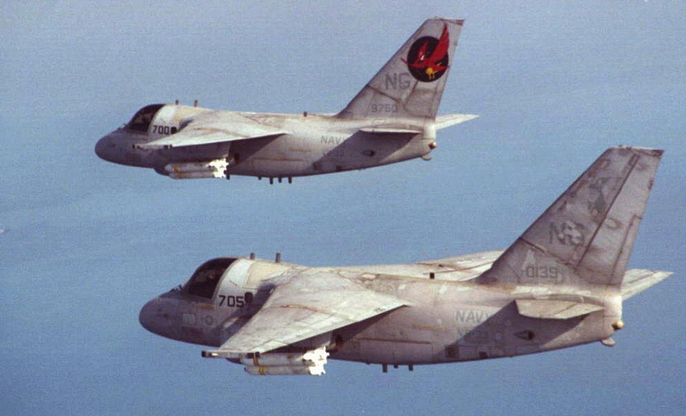 S3B Viking  Military Aircraft