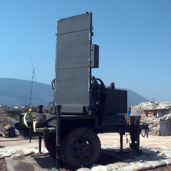 ANTPQ36 Firefinder Radar