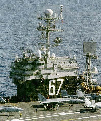 CV67 John F Kennedy  Navy Ships
