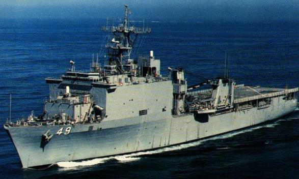 LSD49 Harpers Ferry class  Navy Ships