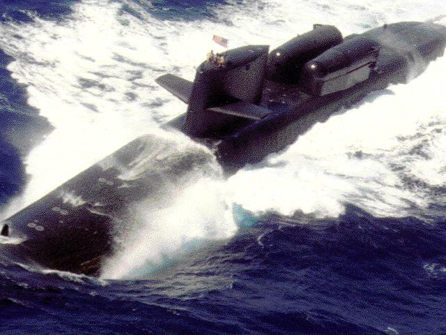 SSN 640 BENJAMIN FRANKLIN class  Navy Ships