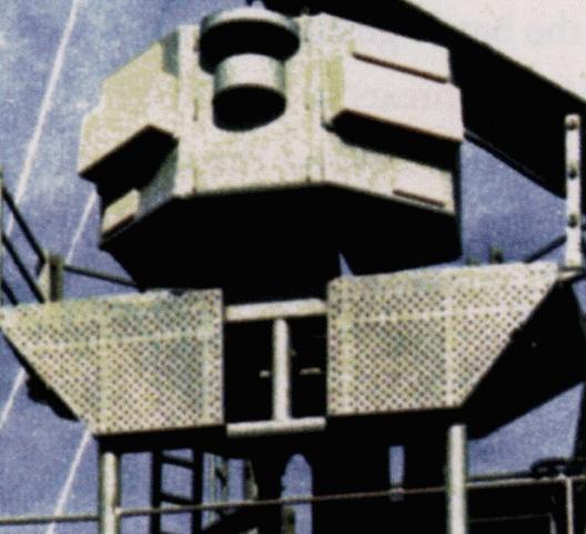 An Slq 32 Electronic Warfare Ew System