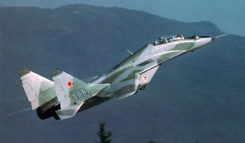 MiG29 FULCRUM MIKOYANGUREVICH  Russia  Soviet Nuclear Forces