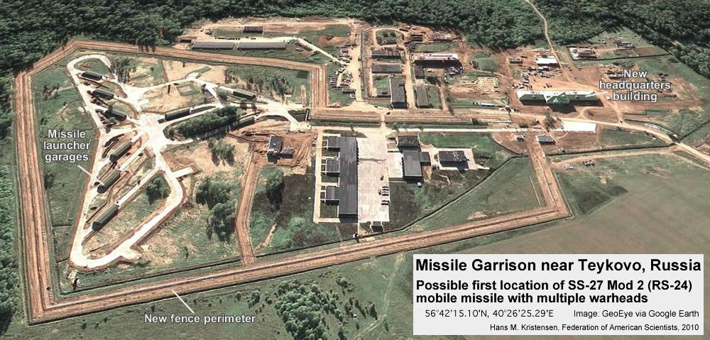 Abandoned Missile Silo Locations Washington