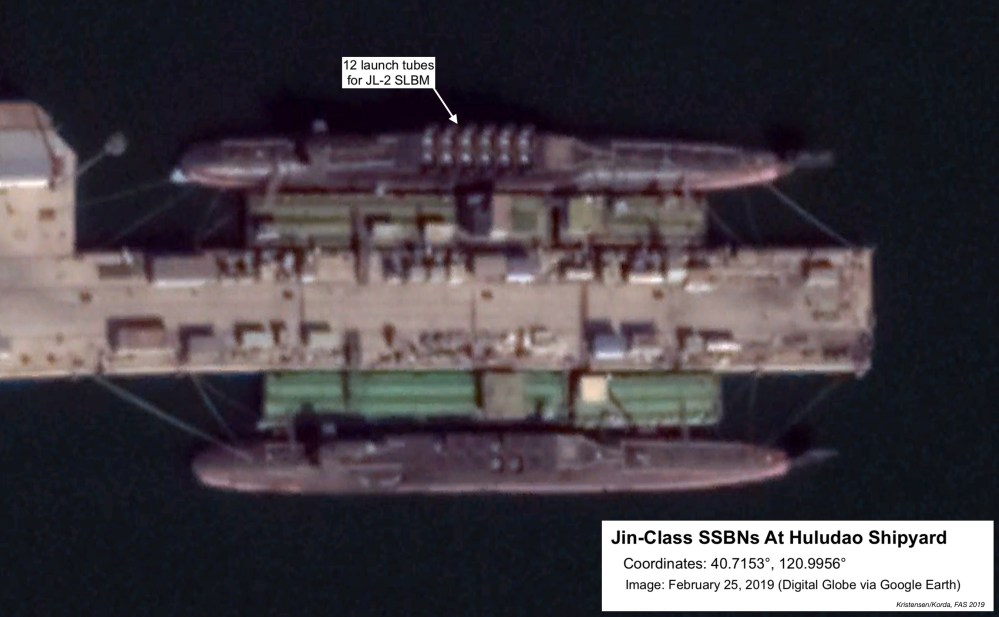 medium resolution of china is increasing its ballistic missile submarine fleet click on image to view full size