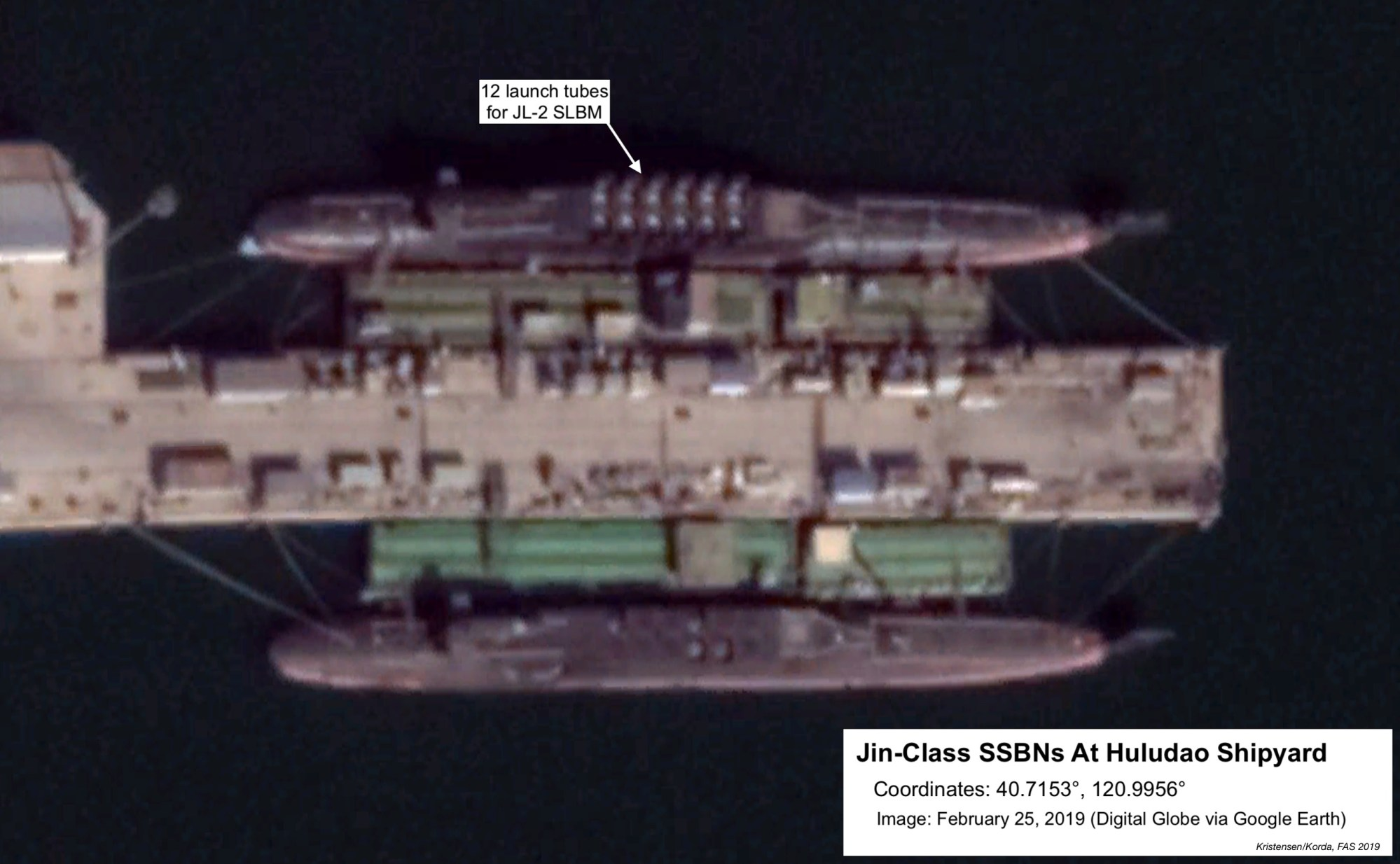 hight resolution of china is increasing its ballistic missile submarine fleet click on image to view full size