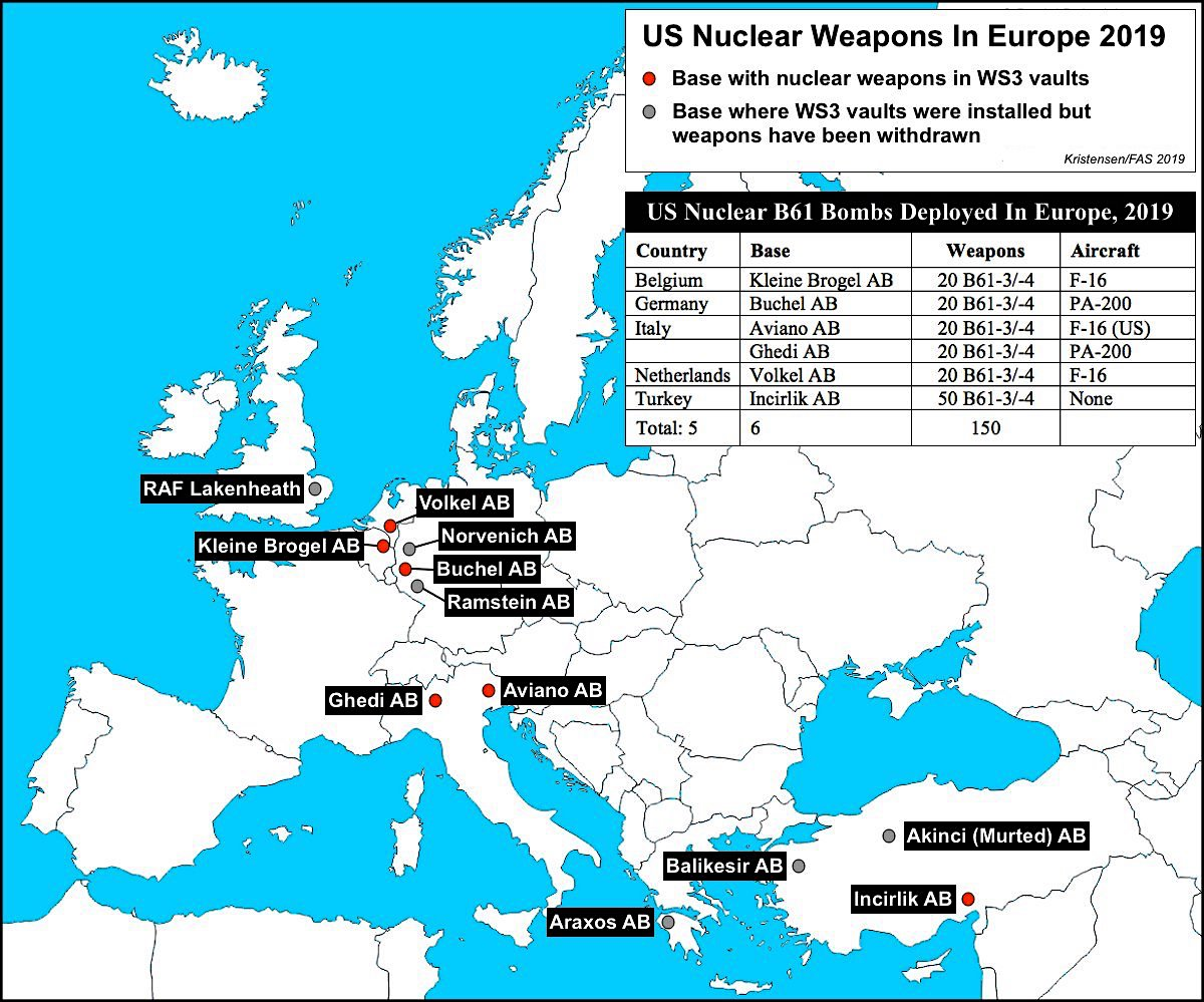 Urgent: Move US Nuclear Weapons Out Of Turkey - NukeWatch NM on shaw air force base, ramstein air base, aviano air base, osan air base, 39th air base wing, eaker air force base map, dover air base map, otis air national guard base map, raf alconbury, buckley air base map, raf lakenheath, selfridge air base map, barksdale air base map, malmstrom air force base, shaw air base map, eglin air base map, phan rang air base map, minot air force base, izmir air base, marine corps air station iwakuni map, scott air force base, howard air force base map, los angeles air force base map, barksdale air force base, andersen air base map, tyndall air base map, mcconnell air base map, lajes field, kadena air base, croughton air base map, seymour johnson air force base map, united states air force academy map, iwakuni air base map, offutt air base map,