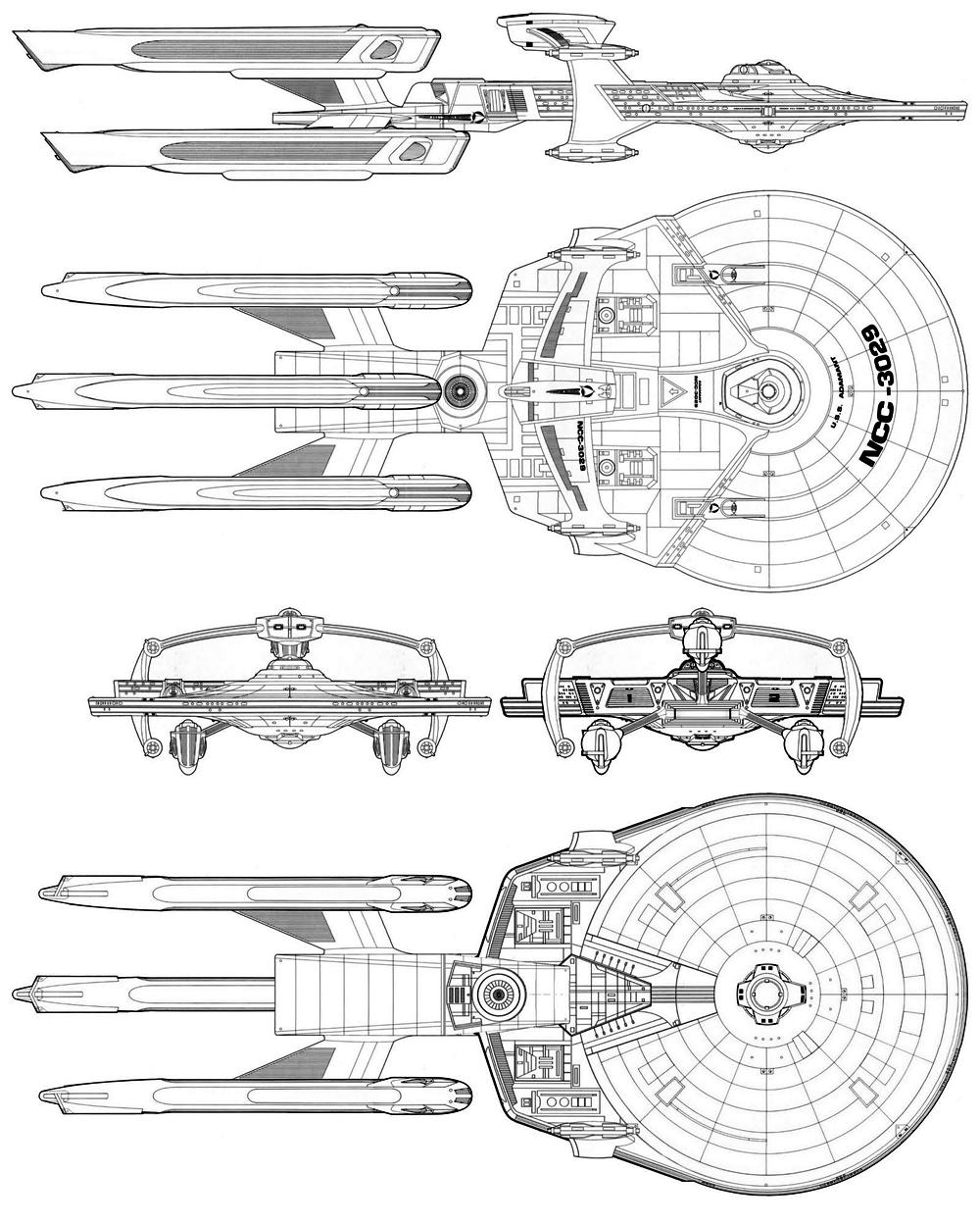 Adamant Class XIII Dreadnought