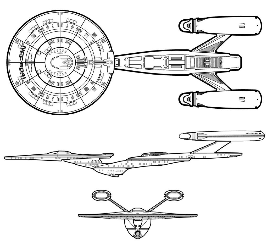 Decker Class X Destroyer