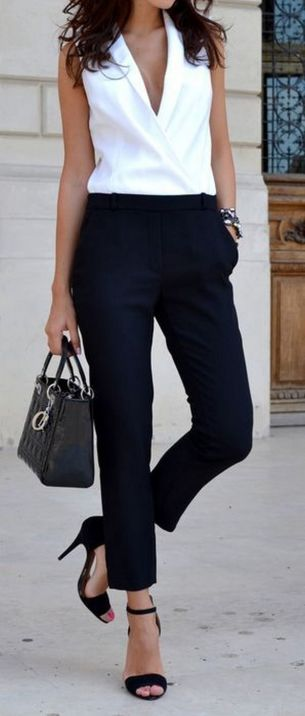 Best simple casual spring styles (16)