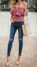 Best simple casual spring styles (71)