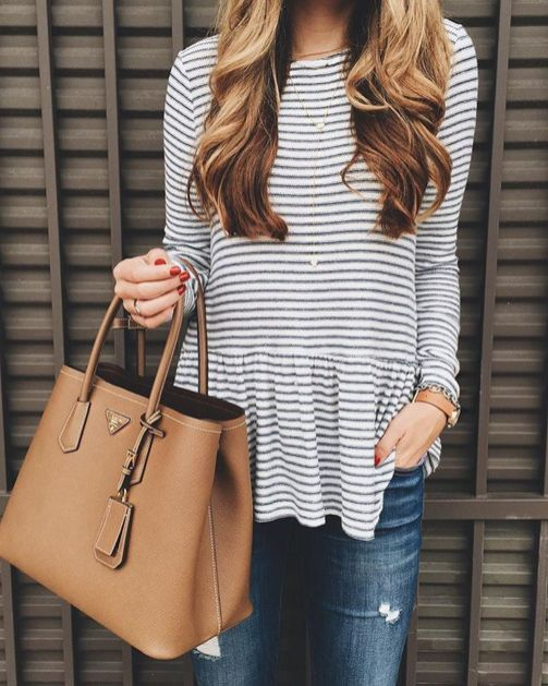Best simple casual spring styles (83)