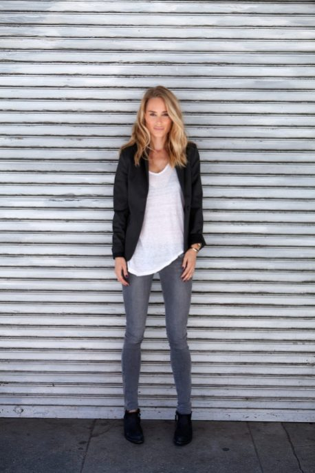 Best simple casual spring styles (84)