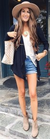 Coolest women denim trends idea (78)