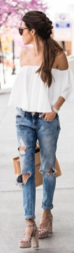 Coolest women denim trends idea (90)