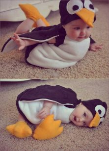 Cute baby animal costumes (100)