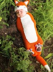 Cute baby animal costumes (39)