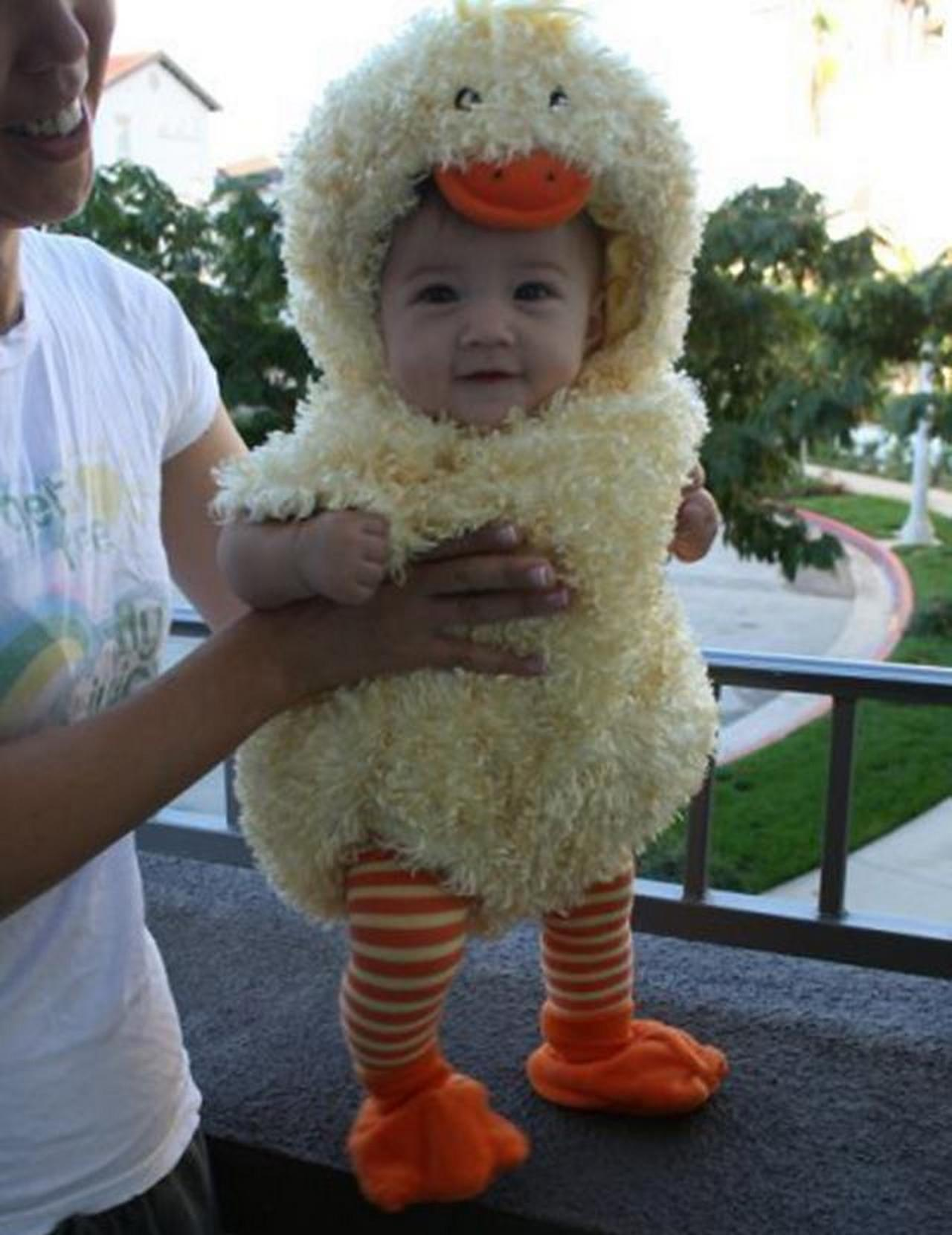 Cute Baby Animal Costumes 61