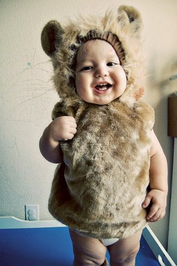 Cute baby animal costumes (62)