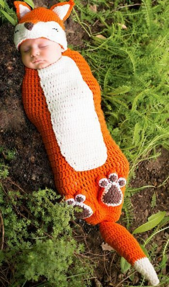 Cute baby animal costumes (68)