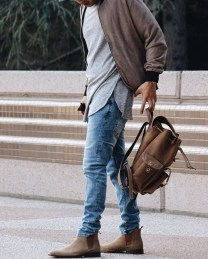 Inspiring wear shoes with jeans (121)