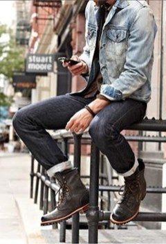 Inspiring wear shoes with jeans (124)