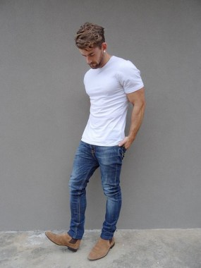Inspiring wear shoes with jeans (78)
