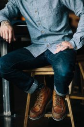 Inspiring wear shoes with jeans (91)