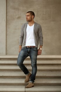 Inspiring wear shoes with jeans (92)