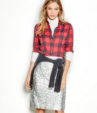 Ways to wear flanel for women (10)