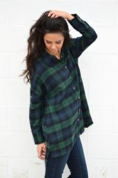 Ways to wear flanel for women (102)