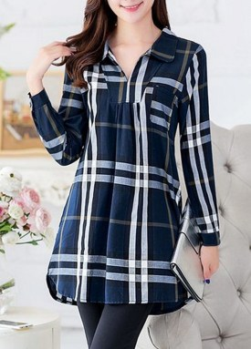 Ways to wear flanel for women (105)