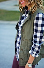 Ways to wear flanel for women (109)