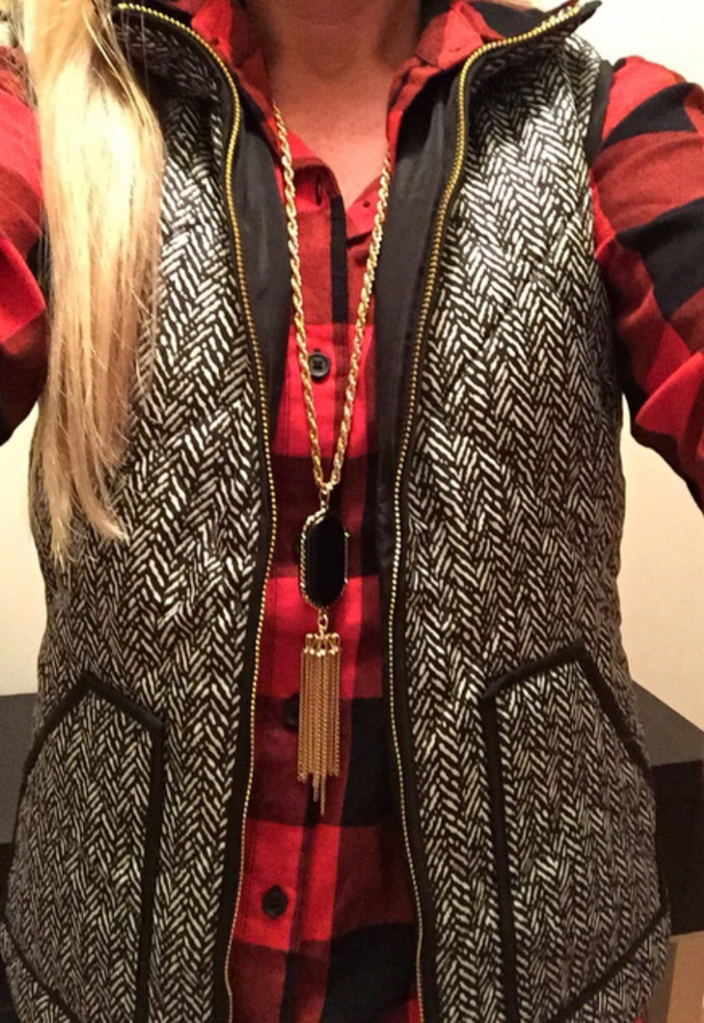 Ways to wear flanel for women (17)