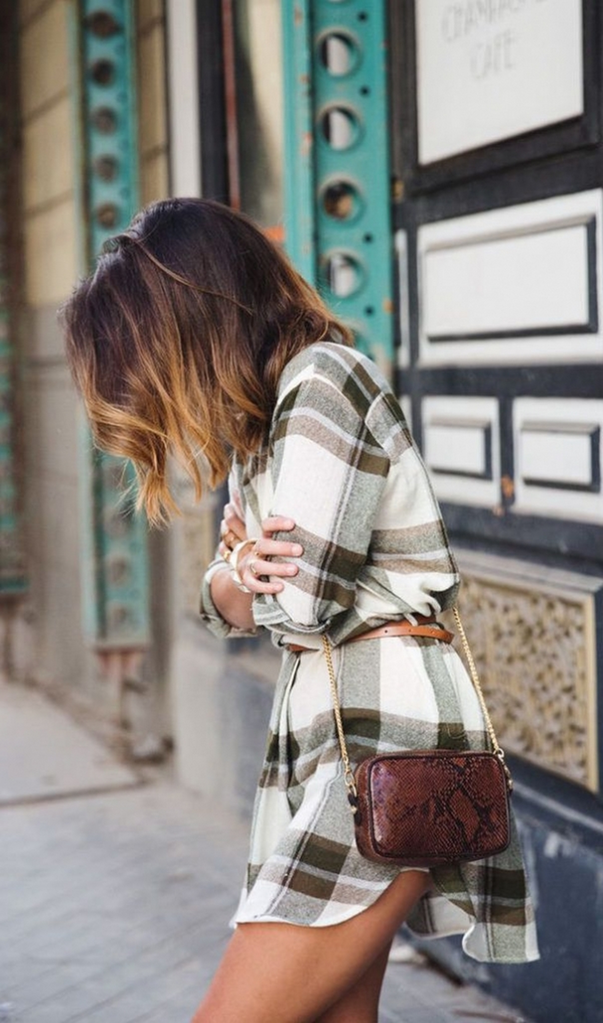 Ways to wear flanel for women (32)