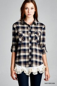 Ways to wear flanel for women (34)