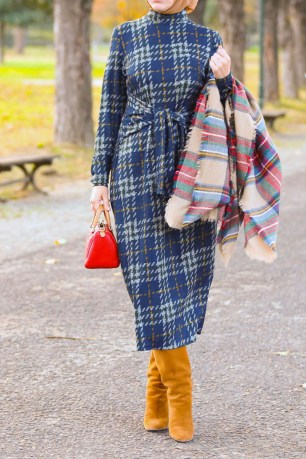 Ways to wear flanel for women (48)