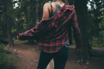 Ways to wear flanel for women (49)