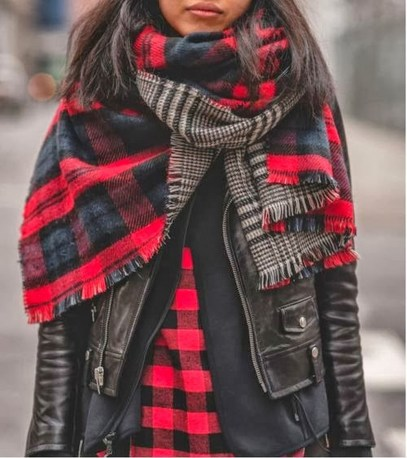 Ways to wear flanel for women (68)