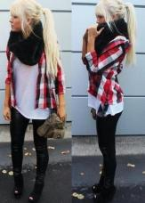 Ways to wear flanel for women (69)