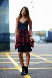 Ways to wear flanel for women (78)