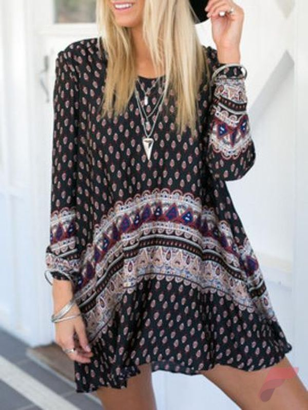 Awsome casual midi dress207