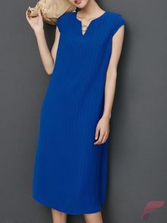 Awsome casual midi dress66