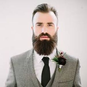 Best men short beard and mustache style 29