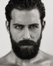 Best men short beard and mustache style 37